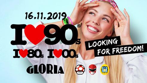 90er-Party Köln - Nächster Termin