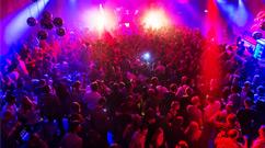 90er-Party in Köln