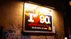 90er-Party in Köln